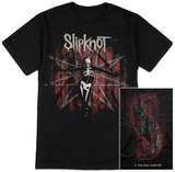 Slipknot- The Gray Chapter Star (Front/Back) T-Shirts