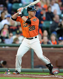 Buster Posey 2015 Action Photo