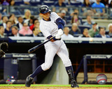 Alex Rodriguez 2015 Action Photo