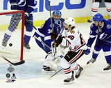 Antoine Vermette Goal Game 5 of the 2015 NHL Stanley Cup Finals Photo