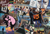 Pink Floyd Collage 1500 Piece Puzzle Jigsaw Puzzle
