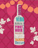 Summer Wine Celebration III Prints by  Studio Bella