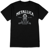 Metallica- Whiskey Label Shirts