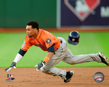 Carlos Gomez 2015 Action Photo