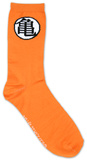 Dragon Ball Z- Kame Symbol Socks Socks