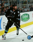 Joe Thornton 2014-15 Action Photo