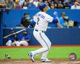 Troy Tulowitzki 2015 Action Photo