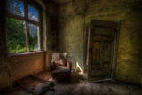 Abandoned Room Photographic Print by Nathan Wright