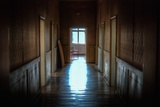 Empty Corridor Photographic Print by Nathan Wright