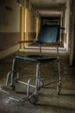 Hospital Chair Photographic Print by Nathan Wright