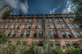 Abandoned Factory Building Photographic Print by Nathan Wright