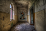 Derelict Room Photographic Print by Nathan Wright