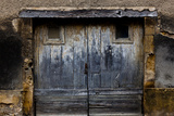 Old Wooden Doors Photographic Print by Bernardo Bonnefon