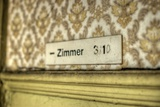 Old Sign Zimmer Photographic Print by Nathan Wright