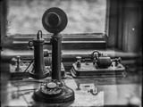 Old Telephone Reproduction photographique par Stephen Arens
