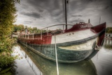 Old Barge Photographic Print by Nathan Wright