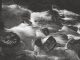 Water Splashing in River Photographic Print by Clive Nolan