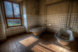Abandoned Interior Photographic Print by Nathan Wright