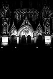 Night View of Church Photographic Print by Rory Garforth