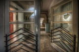 Abandoned Building Interior Photographic Print by Nathan Wright
