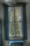 Old Window with Cobwebs Photographic Print by Nathan Wright