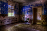 Abandoned Room Interior Photographic Print by Nathan Wright