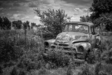 Old Rusting Truck Photographic Print by Stephen Arens