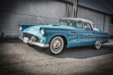 1956 Ford Thunderbird Photographic Print by Stephen Arens