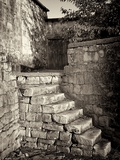 Old Stone Steps Photographic Print by Tim Kahane
