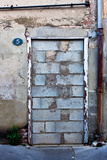 Blocked Doorway Photographic Print by Bernardo Bonnefon