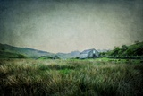 English Landscape with Old Barn Photographic Print by Mark Gemmell