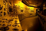 Control Station in Power Station Photographic Print by Nathan Wright