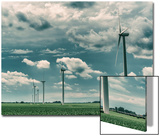 Wind Turbines Prints by Stephen Arens
