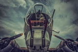 Usaf Bomber Photographic Print by Stephen Arens