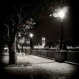 Buildings in London Fotografisk tryk af Craig Roberts