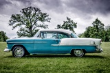 Bel Air Chevrolet Photographic Print by Stephen Arens