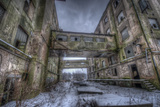 Abandoned Industrial Building Photographic Print by Nathan Wright