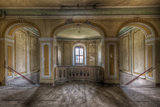 Derelict Interior Photographic Print by Nathan Wright