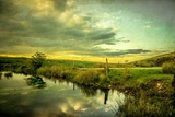 Romantic Rural Scene in England Photographic Print by Mark Gemmell