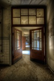 Abandoned Buildings Interior Photographic Print by Nathan Wright