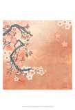 Tokyo Cherry I Prints by Evelia Designs