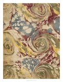 Marbleized I Giclee Print by  Vision Studio