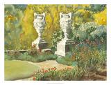 Plein Air Garden V Giclee Print by Dianne Miller