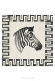 Safari Zebra I Posters by Grace Popp