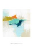 Atmospheric I Kunstdrucke von June Erica Vess