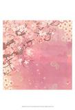 Tokyo Cherry II Poster af Evelia Designs