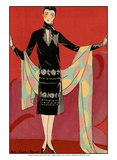 Vintage Couture IX Prints by  Unknown