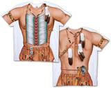 Big Chief Costume Tee (Front/Back) Vêtement