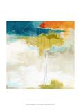 Atmospheric II Poster von June Erica Vess