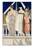 Vintage Couture II Print by  Unknown